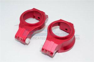 GPM-TXM019-R X-Maxx 6S X-Maxx 8S Aluminium C-Hubs Vorn 2 Stk