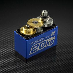 Power HD LW-20MG Servo 20kg Metallgetriebe Wasserdicht...