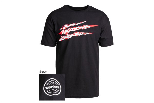 Traxxas TRX1376-S SLASH TEE BLACK S