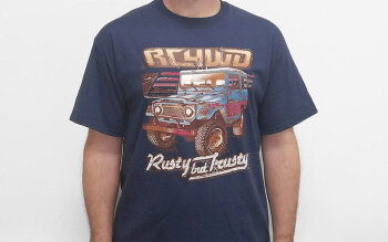 RC4WD Z-L0250 RC4WD T-Shirt Rusty but Trusty (M)