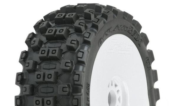 Proline 9067-31 ProLine Badlands MX M2 (medium) auf Felge...