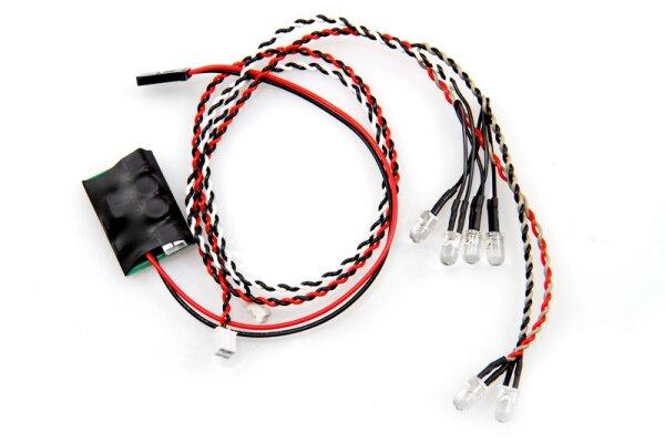 Axial AXIC2425 / AX24257 LED-Licht-Set mit Controller und Lichtern