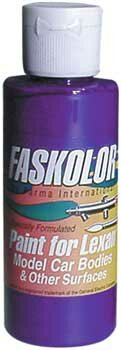 Parma PA40152 Fasescent Purple Airbrush Farbe 60ml