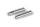 Axial AXIC3130 / AX30130 Icon Eloxierter Aluminium Dämpferkörper 10x38mm (2)