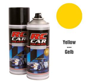 Ghiant RCC019 Lexan Farbe Gelb Nr 019 150ml