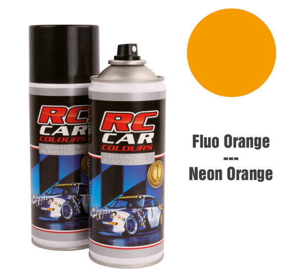Ghiant RCC1006 Lexan Farbe Fluo Orange Nr 1006 150ml