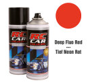 Ghiant RCC1010 Lexan Farbe Fluo Dunkel Rot Nr 1010 150ml