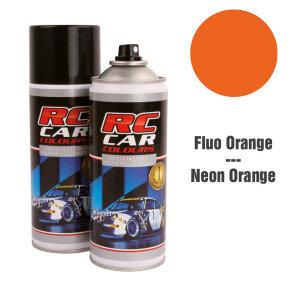 Ghiant RCC1011 Lexan Farbe Fluo Dunkel Orange Nr 1011 150ml