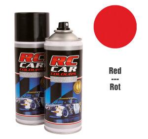 Ghiant RCC110 Lexan Farbe Rot Nr 110 150ml