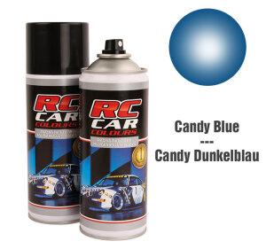 Ghiant RCC1021 Lexan Farbe Candy Dunkelblau 150ml
