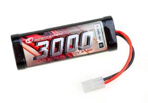 Robitronic SC3000 NiMH Akku 3000mAh 7,2V Stick Pack...