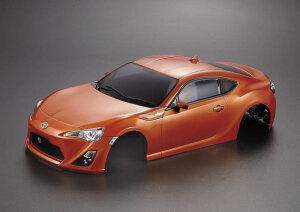 Killerbody KB48567 Toyota 86 Karosserie Orange 195mm RTU