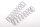 Axial AXIC3221 / AX30221 Feder 14x70mm 3.27lbs/in Fest Gelb (2)