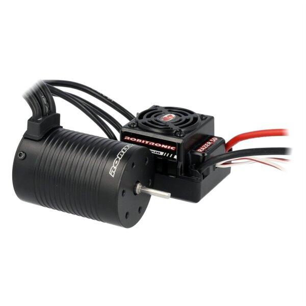 Robitronic R01250 Razer ten Brushless Combo 50A 3652 3000kV