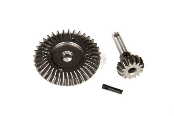 Axial AXIC3401 / AX30401 Hochleistungs-Kegelradsatz 36T/14T