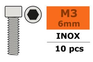 GForce GF-0200-005 Zylinderkopfschraube Innensechskant...