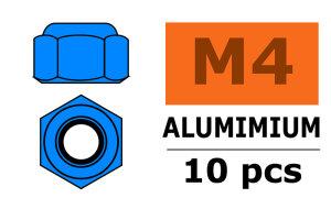 GForce GF-0400-044 Aluminium Sechskantmutter...