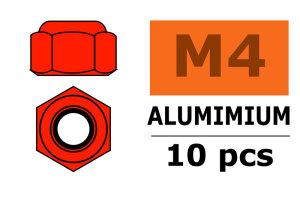 GForce GF-0400-045 Aluminium Sechskantmutter...