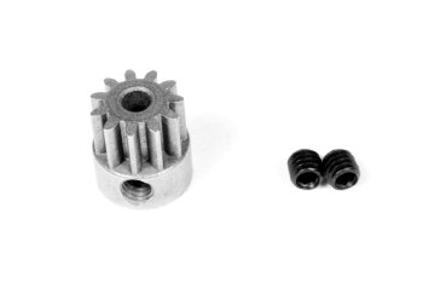Axial AXIC0722 / AX30722 Ritzel 32P 11T Stahl 3mm Motorwelle