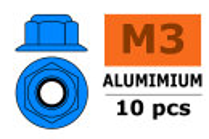 GForce GF-0401-034 Aluminium Sechskantmutter...