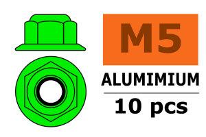 GForce GF-0401-051 Aluminium Sechskantmutter...