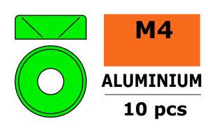 GForce GF-0405-041 Aluminium Unterlegscheibe Für M4...