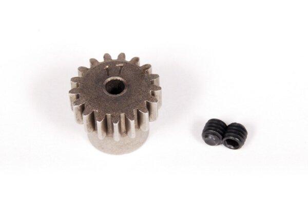 Axial AXIC7028 / AX30728 Ritzel 32P 17T Stahl 3mm Motorwelle