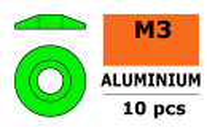 GForce GF-0407-031 Aluminium Unterlegscheibe For M3...