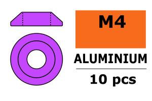 GForce GF-0407-042 Aluminium Unterlegscheibe For M4...