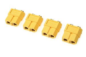GForce GF-1042-002 Steckverbinder XT-60Pb Goldkontakten...