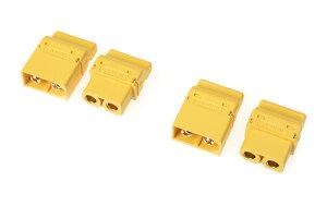 GForce GF-1044-001 Steckverbinder XT-60Pt Goldkontakten...