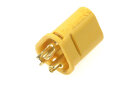 GForce GF-1090-003 Connector Mt-30 3-Polig Goldkontakten...