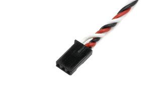 GForce GF-1110-001 Servokabel Verdrillt Futaba Stecker...