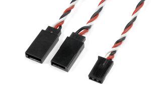 GForce GF-1110-021 Servo V-Kabel Verdrillt Futaba 22Awg /...