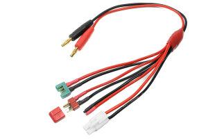 GForce GF-1200-145 Ladekabel Universal 4In1 Tamiya, Mpx,...