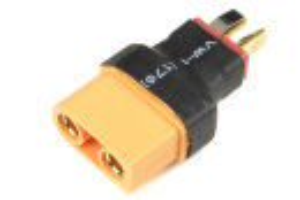 GForce GF-1305-011 Power Adapter-Stecker Deans Buchse...