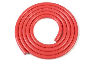 GForce GF-1341-020 Silikon Kabel Powerflex Pro+ Rot 10Awg...