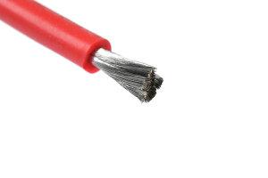 GForce GF-1341-050 Silikon Kabel Powerflex Pro+ Rot 16Awg...