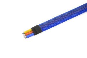 GForce GF-1476-021 Kabel-Schutzhülse Geflochten 8Mm...