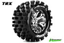 Team Louise L-T3275SCB Mt-Rock 1-10 Monster Truck Reifen...