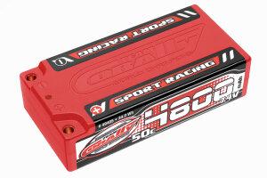 Team Corally C-49405 Sport Racing 50C Lipo Battery...
