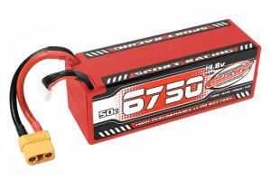 Team Corally C-49430 Sport Racing 50C Lipo Battery...