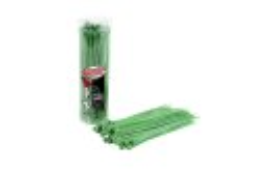 Team Corally C-50502 Strap-It Kabelbinder Grun 2.5X100Mm...