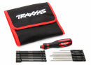 Traxxas TRX8710 Speed-Bit Master-Set, 13teilig 1/4Zoll