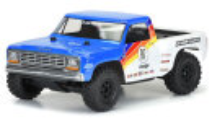 Proline 3532-00 1984 Dodge Ram 1500 Race-Truck Karo klar...