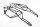 Axial AXIC4300 / AX31115 Y-380 Käfig-Seiten links/rechts Yeti