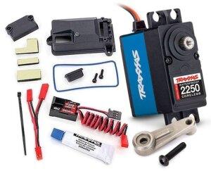 Traxxas TRX2250-SET Servo 2250 Power-Komplett-Set mit...