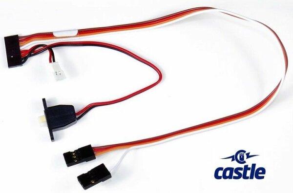Castle Creations 011-0106-00 Ein-Aus Schalter für alle Mamba MonsterX geeignet