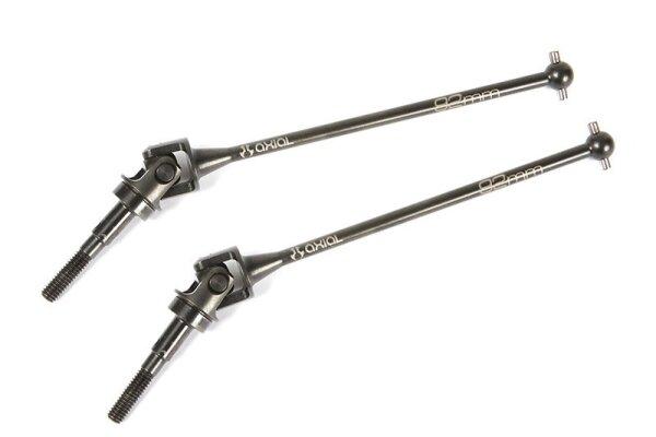 Axial AXIC1135 / AX31135 Universal Achsensatz 92mm Yeti 380 & Exo (2)
