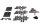 Axial AXIC1142 / AX31142 TR Links WB Satz 12 (305mm) SCX10